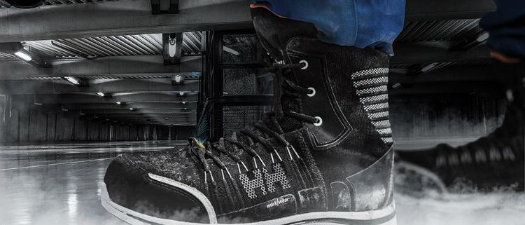 Helly Hansen aporta nuevos niveles de confort en el trabajo con un calzado ligero y seguro