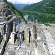 Linden Comansa en el proyecto hidroeléctrico Ituango