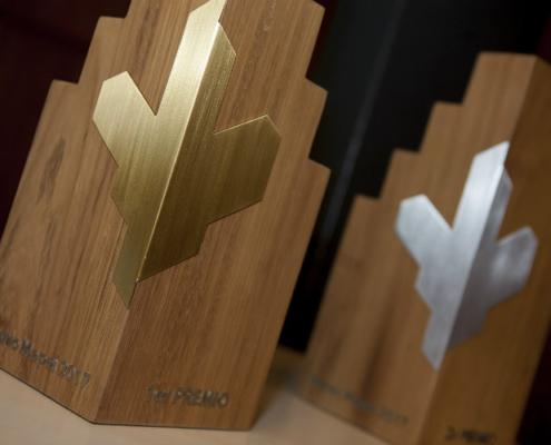 Ganadores de la I edición del Premio Mapei a la Edificación Sostenible