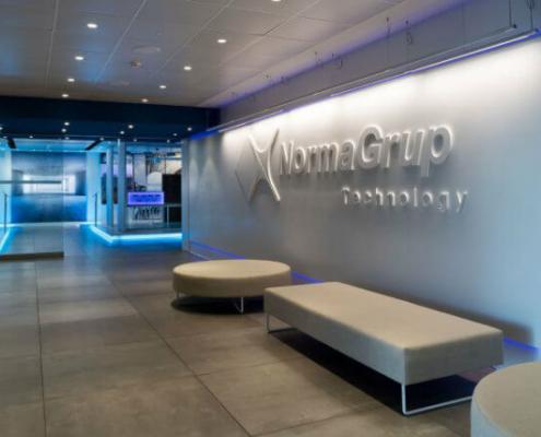 Normagrup inaugura en Asturias el Normagrup Tech Center