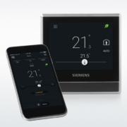Siemens lanza su nuevo termostato inteligente para el control de calefacción