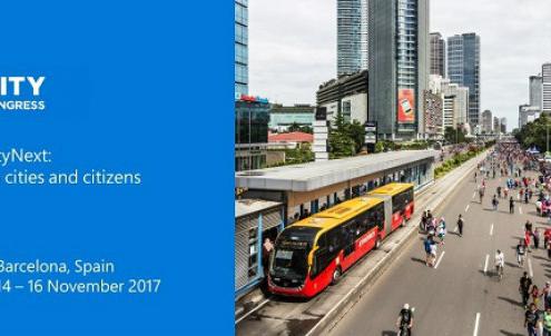 Bentley Systems en el Smart City Expo World Congress 2017