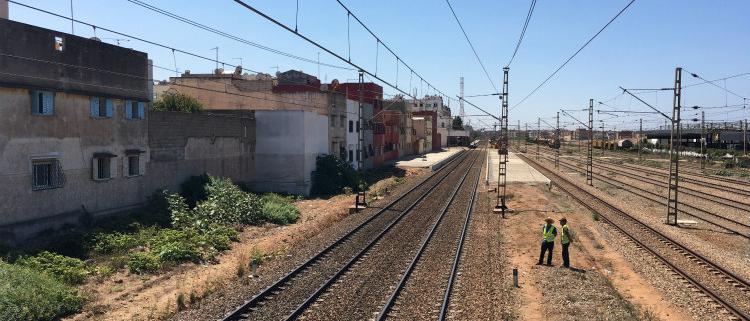 El nuevo enclavamiento electrónico de Bombardier conectará Rabat con Casablanca