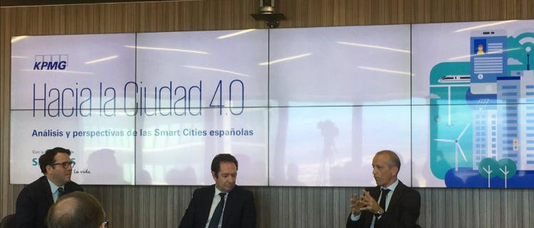 """KPMG y Siemens nos muestran el avance """"hacia la ciudad 4.0"""""""