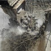 Sistemas de control de polvo Erkat para fresadoras montadas en excavadoras
