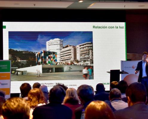 FYM-HeidelbergCement patrocinador de la jornada Grandes Proyectos de Arquitectura