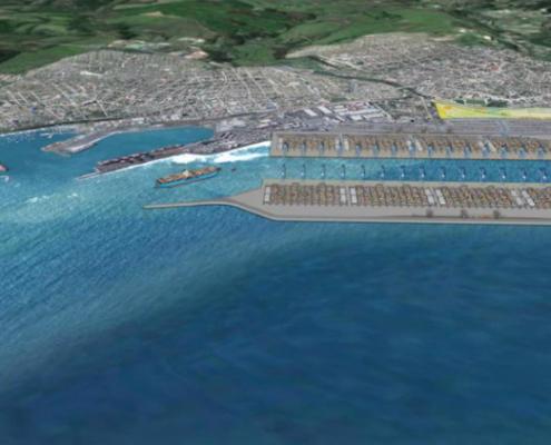 TYPSA diseña la ampliación del Puerto de San Antonio, en Chile