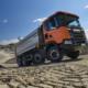 Scania apuesta por el segmento de la construcción