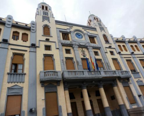 Mapei interviene en la rehabilitación de los torreones del Palacio de la Asamblea de Melilla