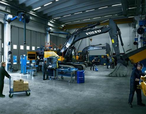 Volvo Services: Nueva oferta integral de productos y servicios