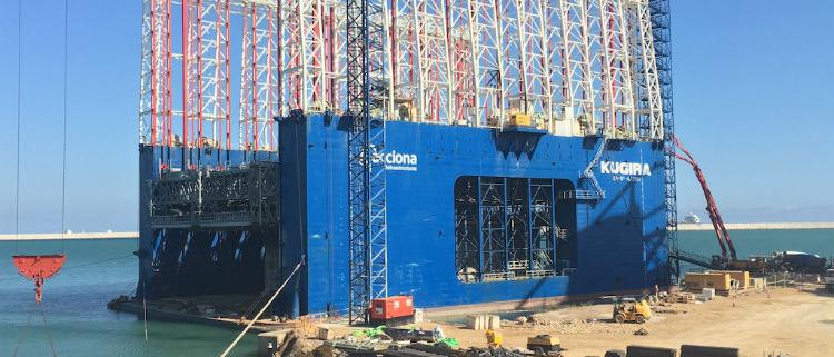 MC Spain distribuye 180 toneladas de aditivos en el Puerto de Barcelona