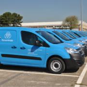 thyssenkrupp renueva su flota de vehículos de mantenimiento en España y Portugal