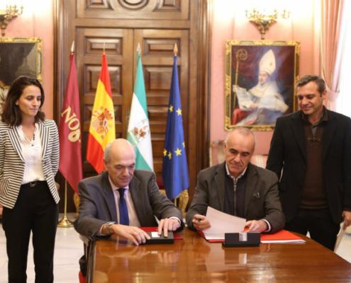 EMVISESA y ANERR abrirán una Oficina de Información Ciudadana en Sevilla