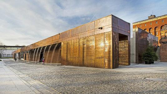 La Torre Maersk de Copenhague ganadora de los Premios Europeos del Cobre en la Arquitectura