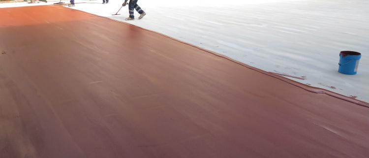 MAPECOAT TNS MULTISPORT PROFESSIONAL en la renovación de pavimentos deportivos