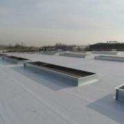 ISODECK PVSTEEL: la solución Isopan para cubiertas ecológicas