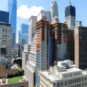ULMA en el nuevo hotel del distrito financiero de Manhattan