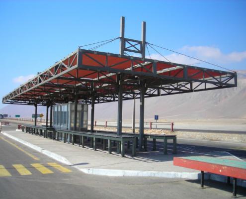 Eptisa cierra un contrato en Macedonia para la carretera del paso fronterizo de Kjafasan