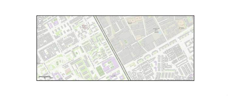Disponible en ArcGIS la cartografía del Ayuntamiento de Madrid