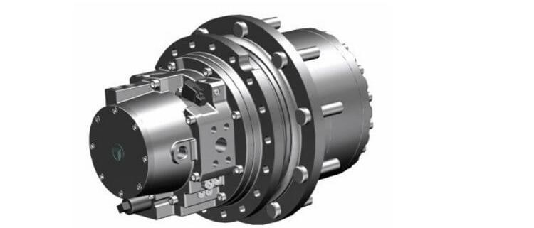 Bonfiglioli lanza la nueva serie 600WT, con un nuevo motor de pistón axial