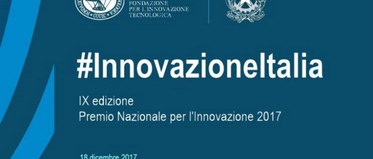 Thales Alenia Space gana el Premio Nacional de Innovación 2017 italiano