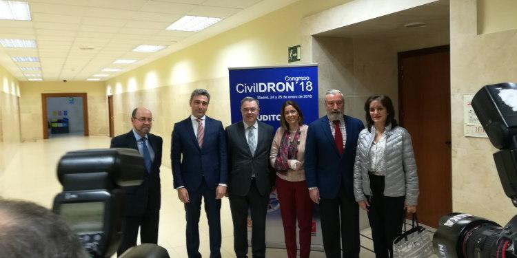 CivilDRON 2018: Resumen de la jornada del 24 de enero