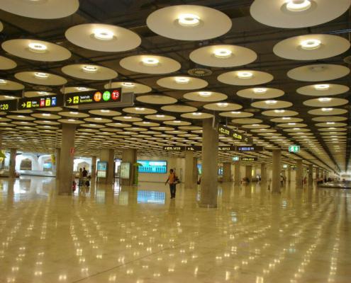 El aeropuerto Madrid-Barajas Adolfo Suárez obtiene la certificación europea y se sitúa al máximo nivel internacional