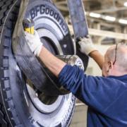 La gama de neumáticos BFGoodrich para camión llega a Europa
