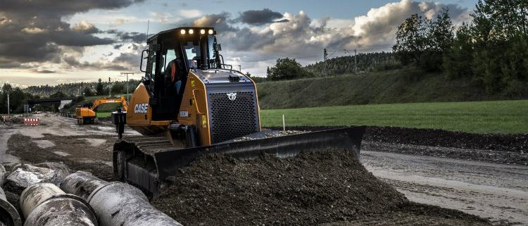 CASE presenta una nueva oferta para los sectores de construcción de carreteras, construcción urbana, reciclaje y canteras en Intermat 2018