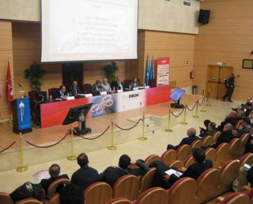 Droniberia participa en la cuarta edición de CivilDRON