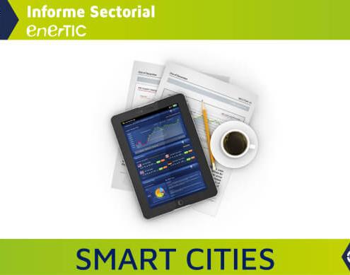 "Séptimo Informe Sectorial: ""Smart Cities"" de enerTIC"