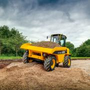 Comienza la producción de la nueva gama de dumpers de JCB