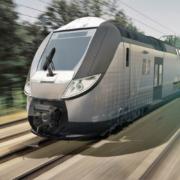 Bombardier suministrará 32 trenes de doble piso OMNEO Premium a Francia