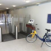 Auto parking para bicicletas con tecnología Siemens en los Países Bajos
