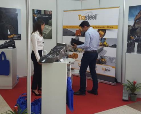 COHIDREX asiste a Expo Máquina 2018 en Panamá