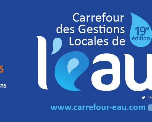 "Molecor estará presente en la ""19ème Carrefour des Gestions Locales de l'Eau"""