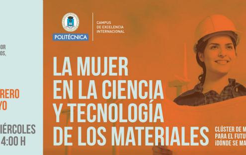 Jornadas: La Mujer en la Ciencia y Tecnología de los Materiales