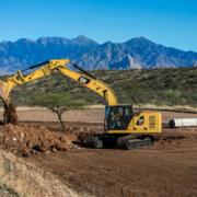 La gama de excavadoras CAT se amplía con tres nuevos modelos de 20 toneladas de próxima generación para ofrecer una mayor eficiencia y menores costes de operación