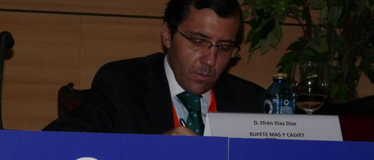 Entrevista al abogado Efrén Díaz, ponente de CivilDRON 2018