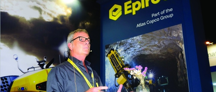Epiroc comienza su viaje como una compañía independiente dedicada a la minería, la ingeniería civil y los recursos naturales