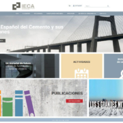 El del Instituto Español del Cemento y sus Aplicaciones estrena web
