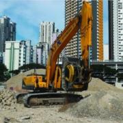 Gama MB Crusher para obras urbanas: La señora de la ciudad