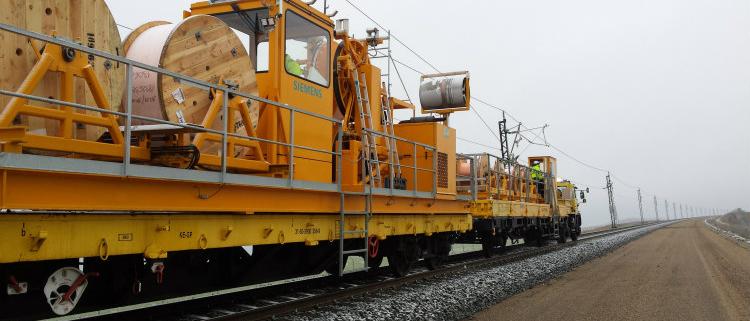 Siemens será responsable de la electrificación de la nueva línea de metro en Ahmedabad