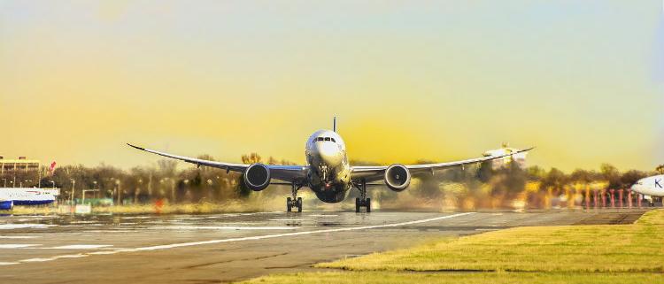 Locken protege las pistas del Aeropuerto Internacional de Palma de Mallorca