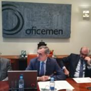 Oficemen explica la situación del sector del cemento y de la construcción en España