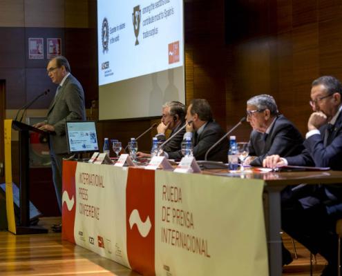 ASCER confirma en CEVISAMA el crecimiento del sector del azulejo