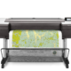 Impresora HP DesignJet T1700 para materiales CAD y SIG