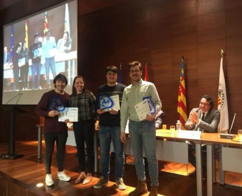 Ganadores del II Premio Mapei al Mejor trabajo de intervención en reparación del hormigón