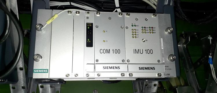 Siemens instala su tecnología de transporte en el Metro de Granada