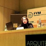 Conferencia del estudio Paredes Pedrosa en el Colegio de Arquitectos de Granada